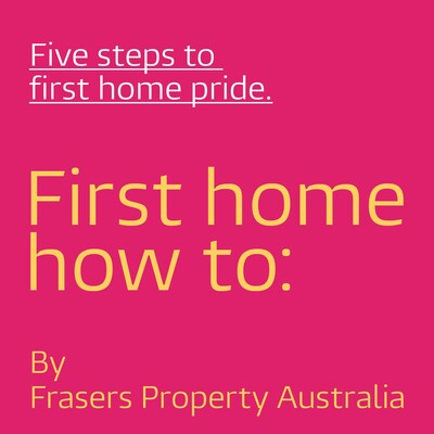 First Home How To