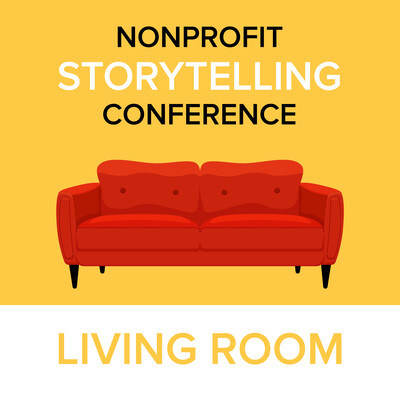 Nonprofit Storytelling Conference Living Room Podcast