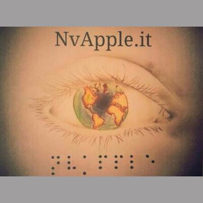 NvApple: accessibilità prodotti apple tecnologia per non vedenti