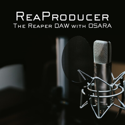 ReaProducer   Accessible Audio and Midi Production with Reaper DAW and OSARA