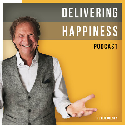 Delivering Happiness von Peter Giesen