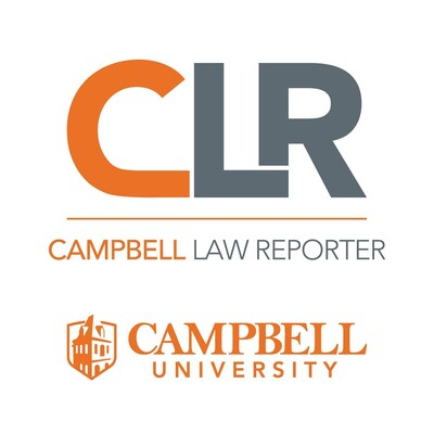 Campbell Law Reporter