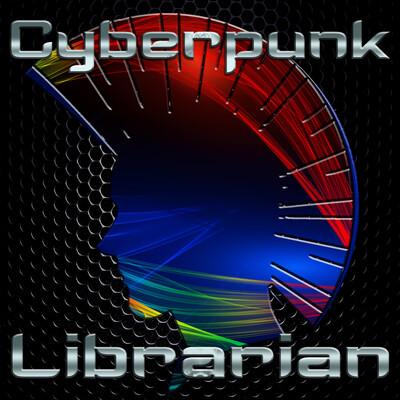 Cyberpunk Librarian