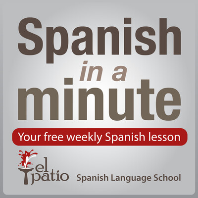 Spanish in a Minute!