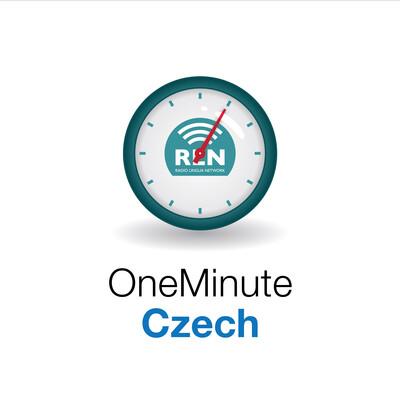 One Minute Czech