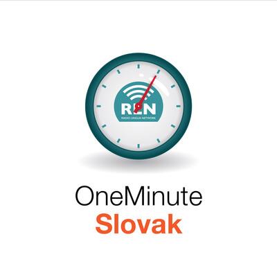 One Minute Slovak