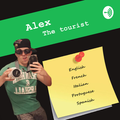 Alex the tourist