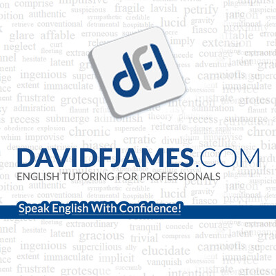Improve Your English with David F. James