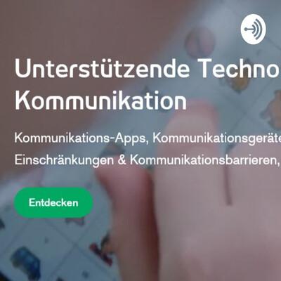 Infos zur Unterstützten Kommunikation - der UK Podcast