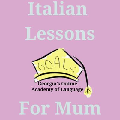 Italian Lessons For Mum