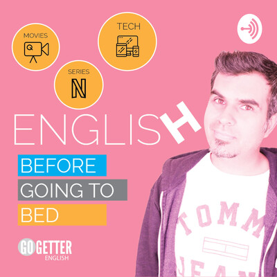 English before going to bed