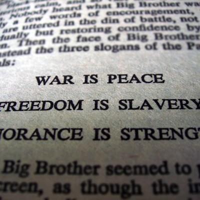 Waking Up Orwell