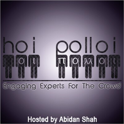 Hoi Polloi Podcast with Dr. Abidan Shah