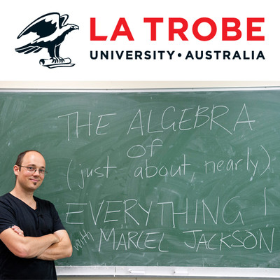The Algebra of Everything