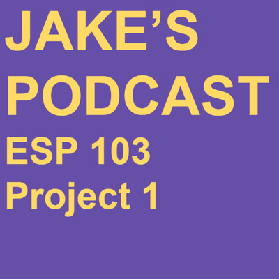 Jake's Podcast