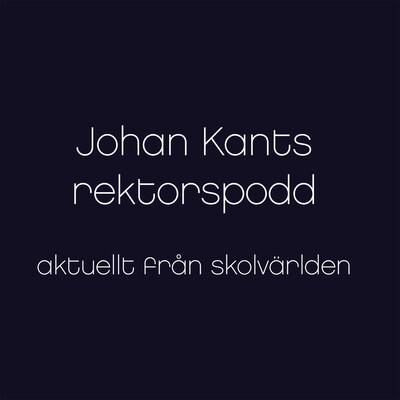 Johan Kants rektorspodd