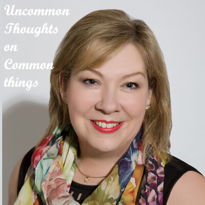 Uncommon thoughts on Common things with Dr Lynn Gribble