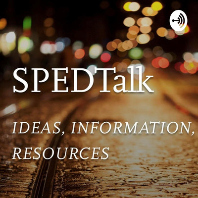 SPEDTalk with Pam & John