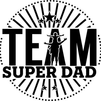 Team Super Dad with Jonnie Jensen
