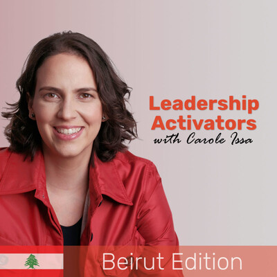 Leadership Activators Beirut Edition