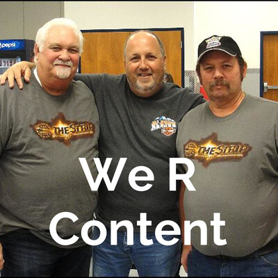 We R Content